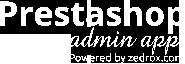 Prestashop Admin App's Company logo